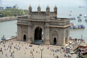 Gateway of India... - Secret World