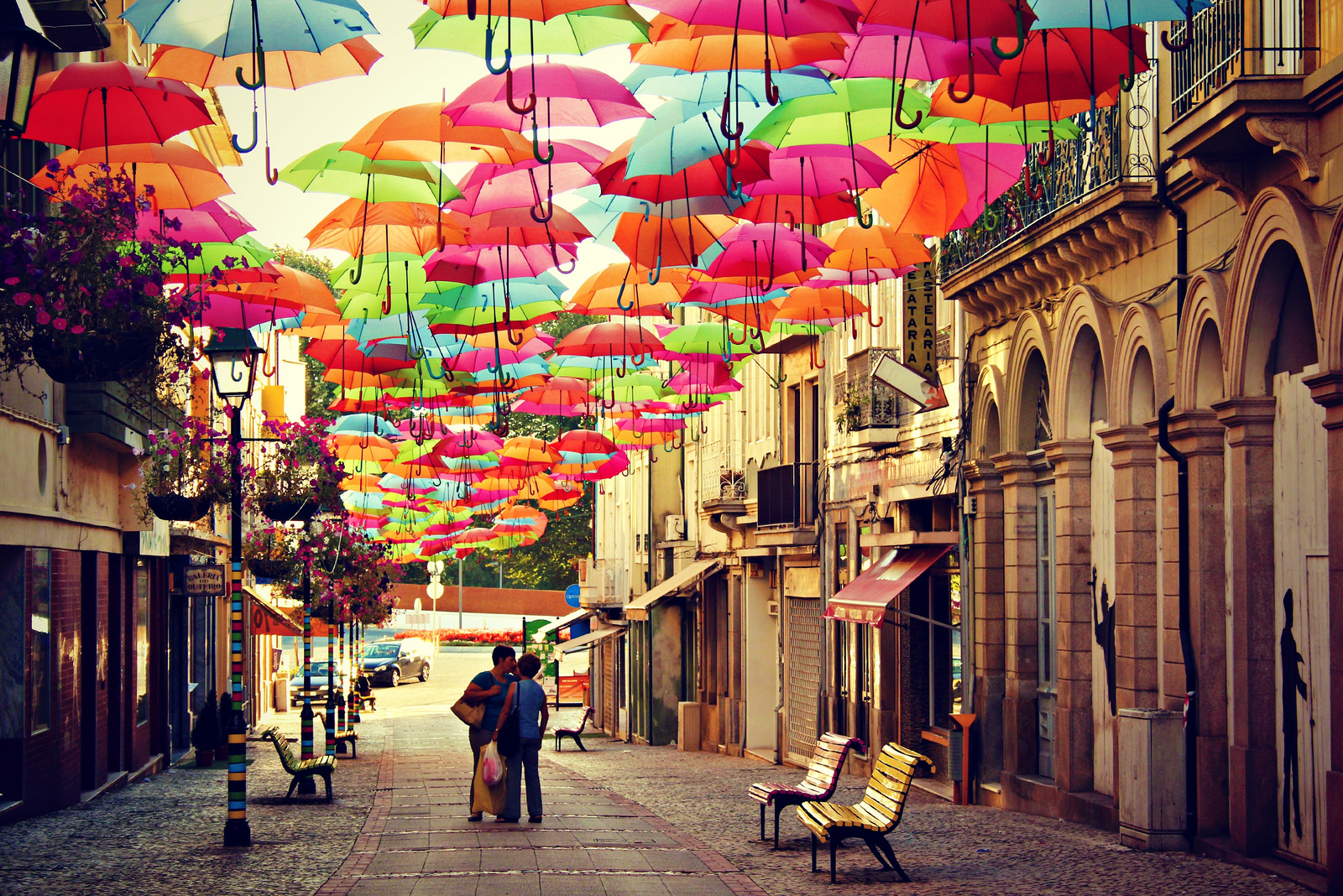 aguedas-colorful-umbrellas-secret-world