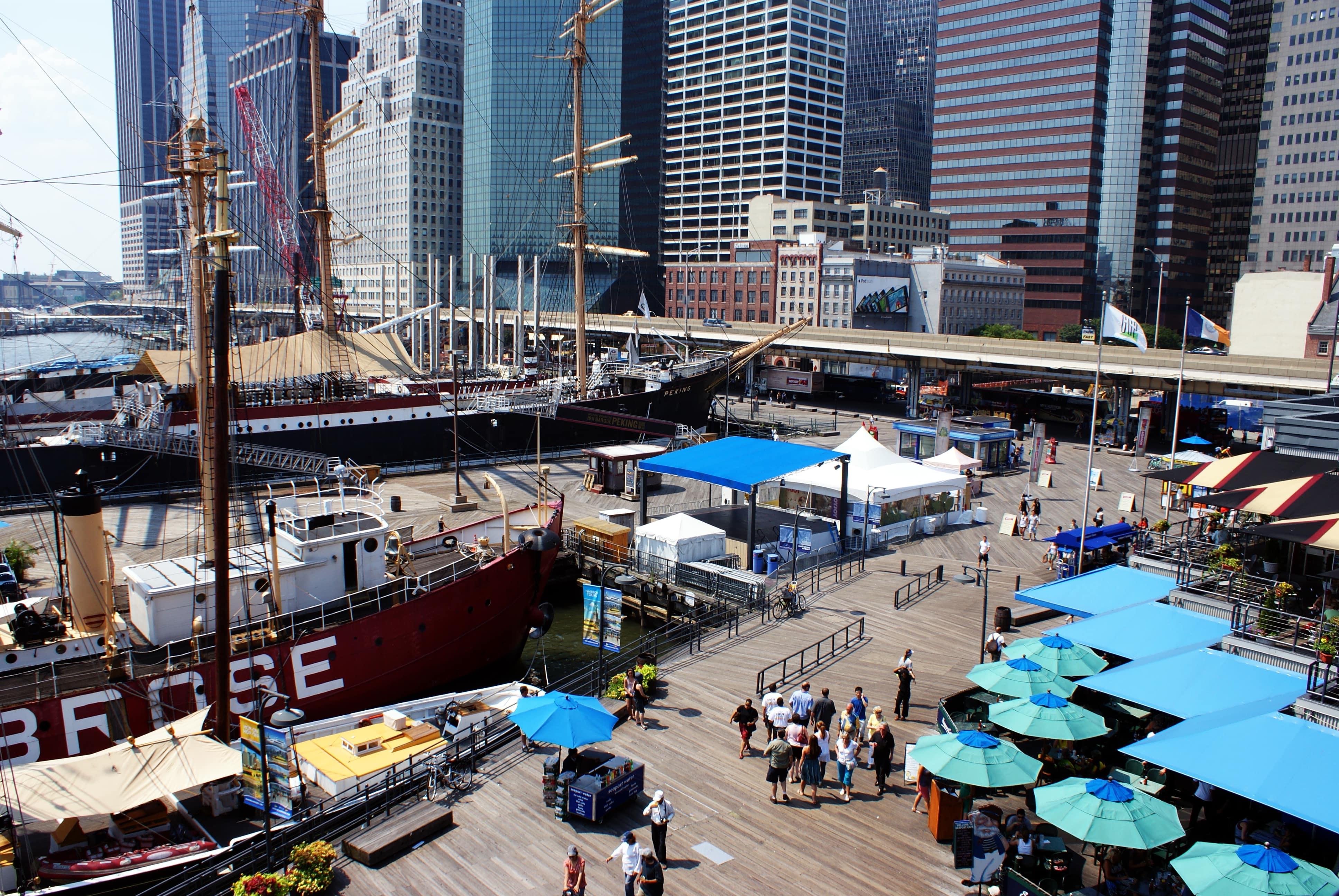 new-york-the-south-street-seaport-secret-world