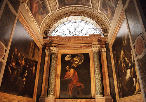 La Cappella Contarelli e Caravaggio