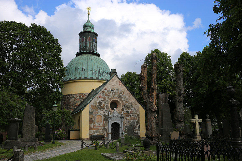 Medieval Church of Solna
