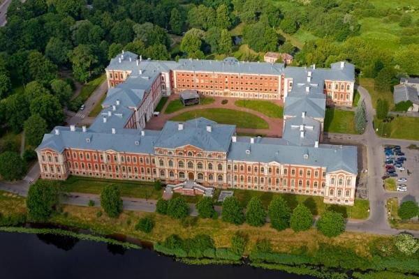 Jelgava Palace or Mitava Palace