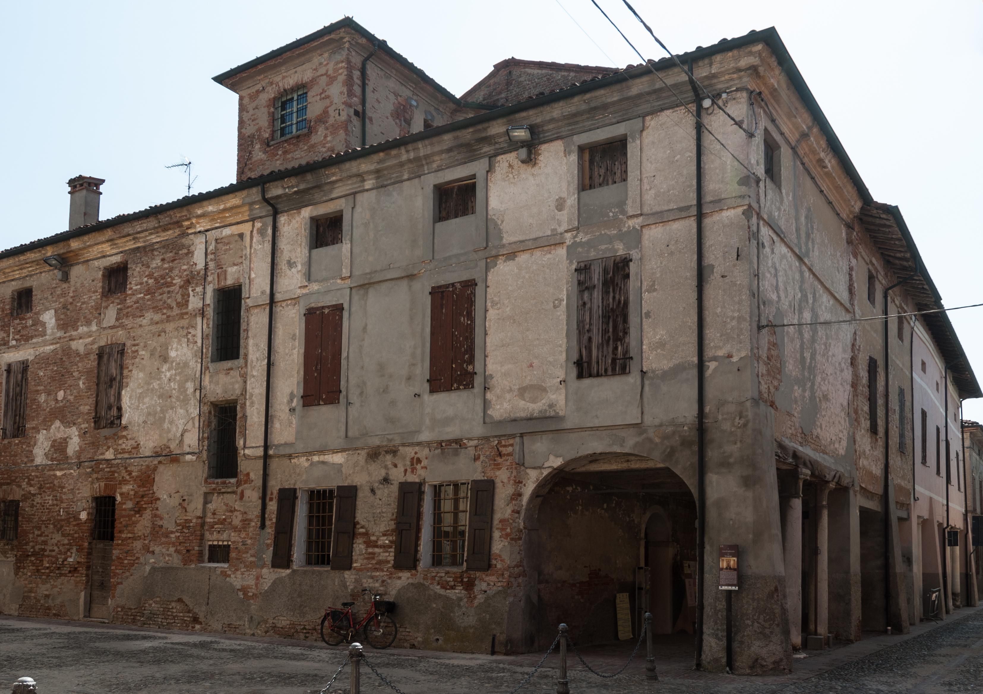 Sinagoga di Sabbioneta