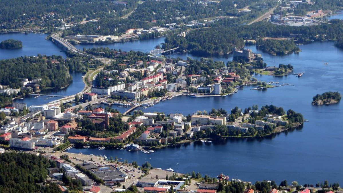 Lennot Vaasa Helsinki
