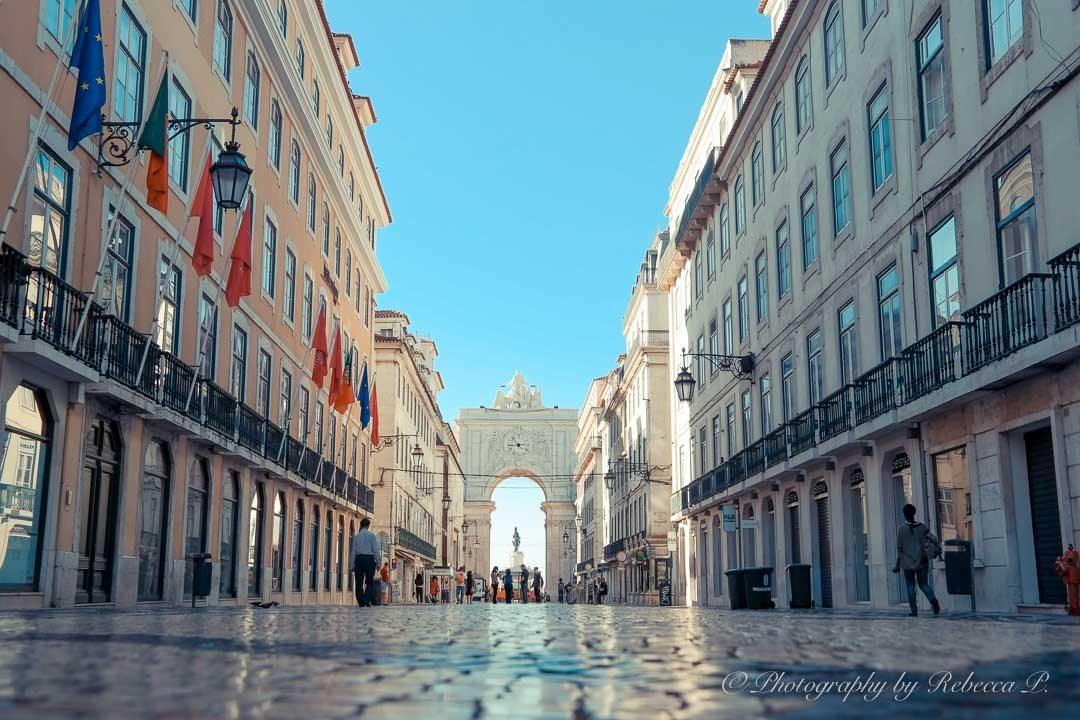 rua-augusta-heart-of-lisbon-secret-world-secret-world