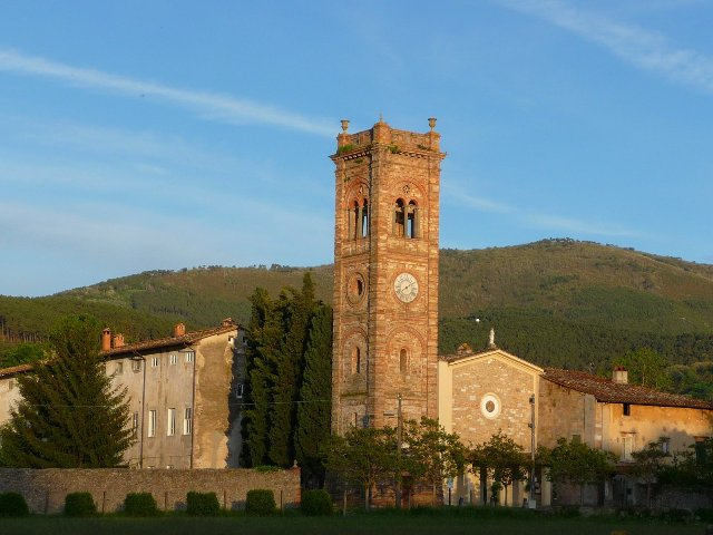 Badia di San Bartolomeo a Cantignano