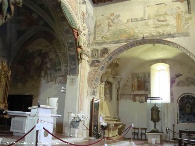 montemerano-chiesa-di-san-giorgio-secret-world