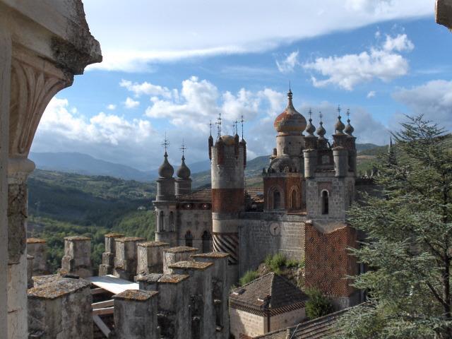 Il castello di Rocchetta Mattei