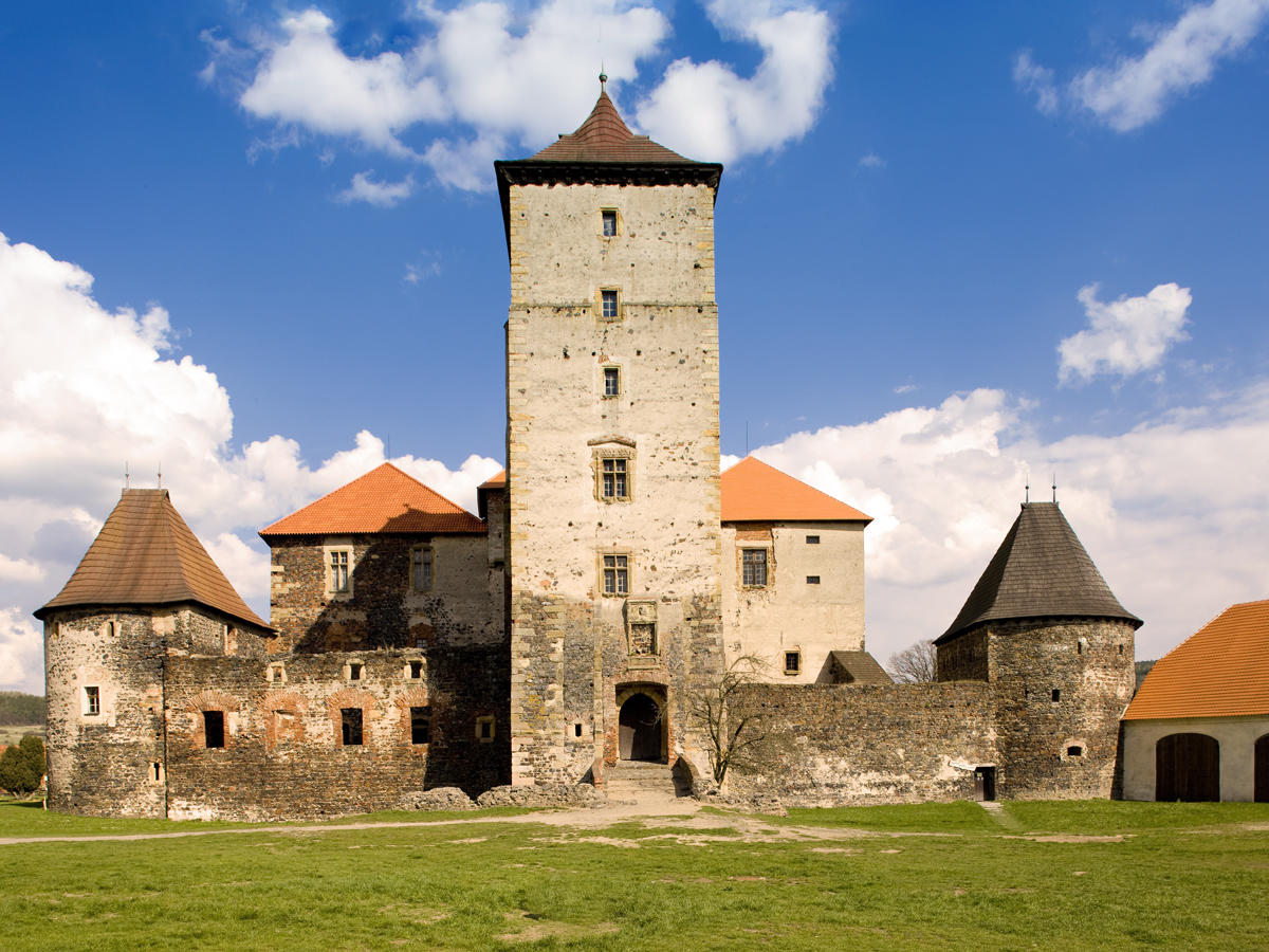 Svihov castle