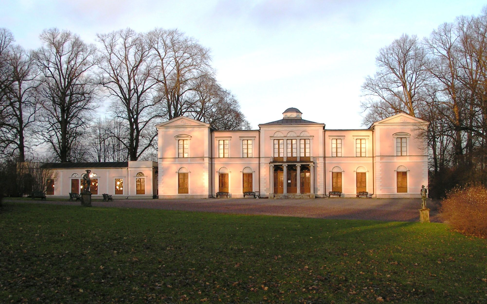 Rosendal Palace  - Secret World