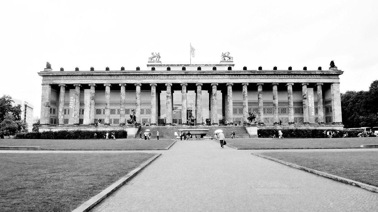 Karl Friedrich Schinkel's Altes Museum