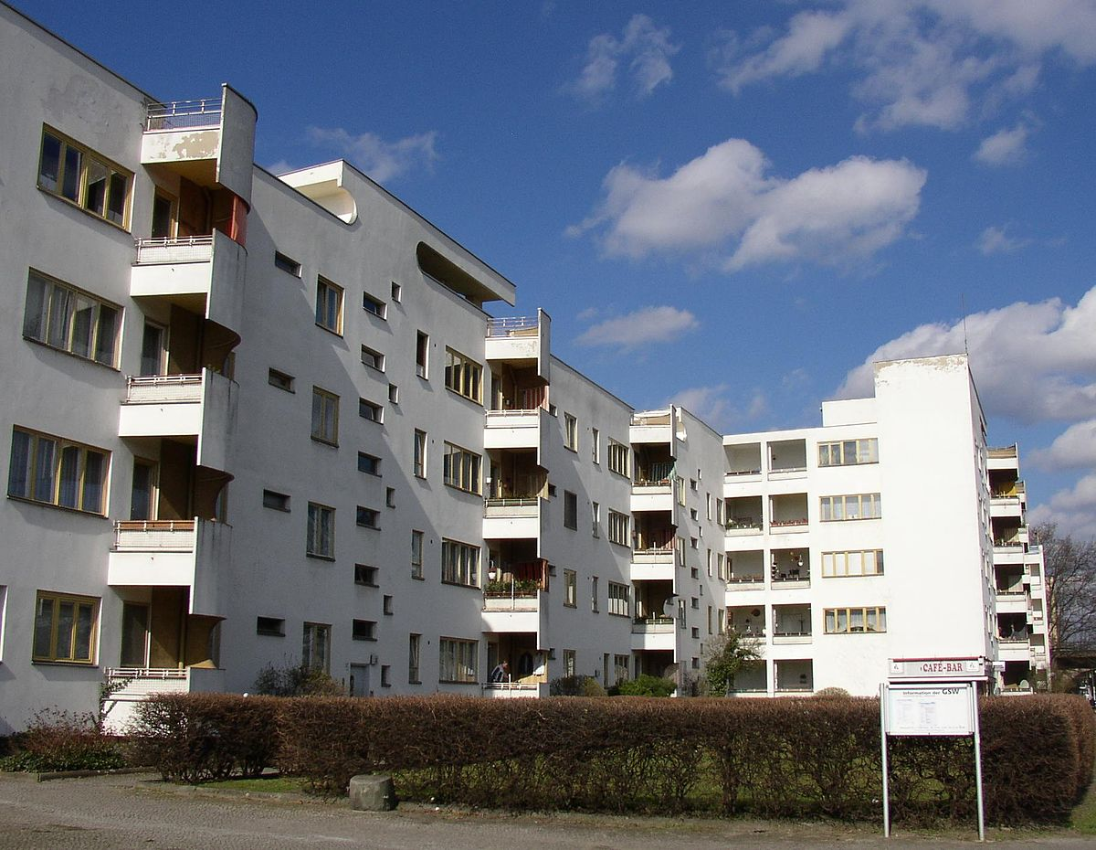 Siemensstadt Housing Estate