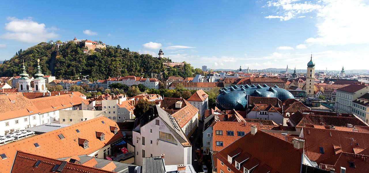 Graz old town