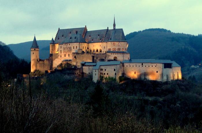 Vianden Castle