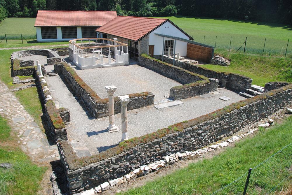 Teurnia a Roman City