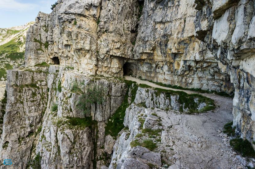 Oltre 100 anni per la fantastica Strada delle 52 gallerie al Pasubio