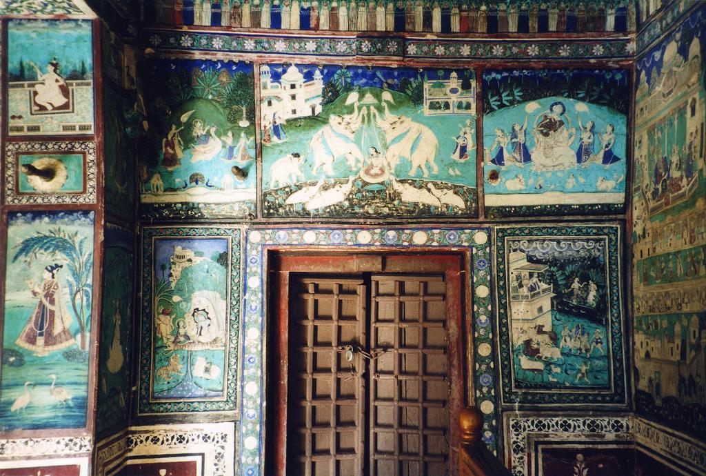 Bundi Palace
