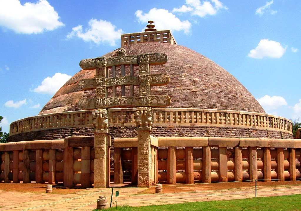 buddhist-monuments-at-sanchi