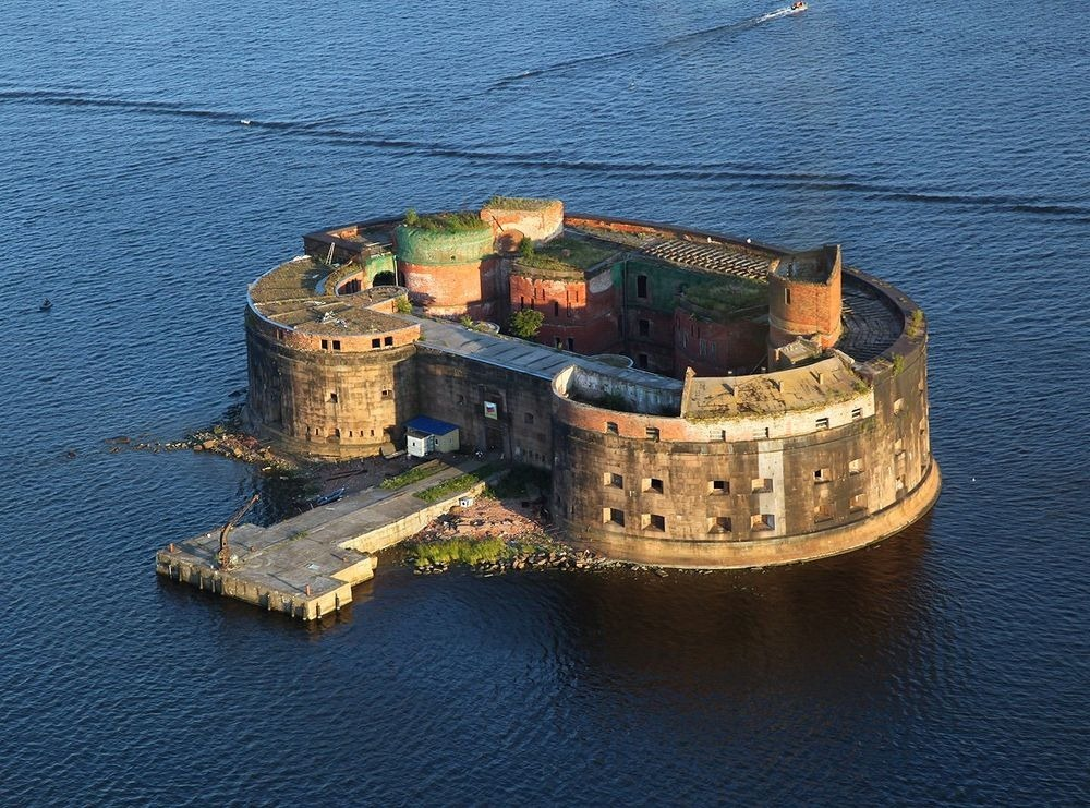 Fort Alexander or Commonly Known as the Plague Fort