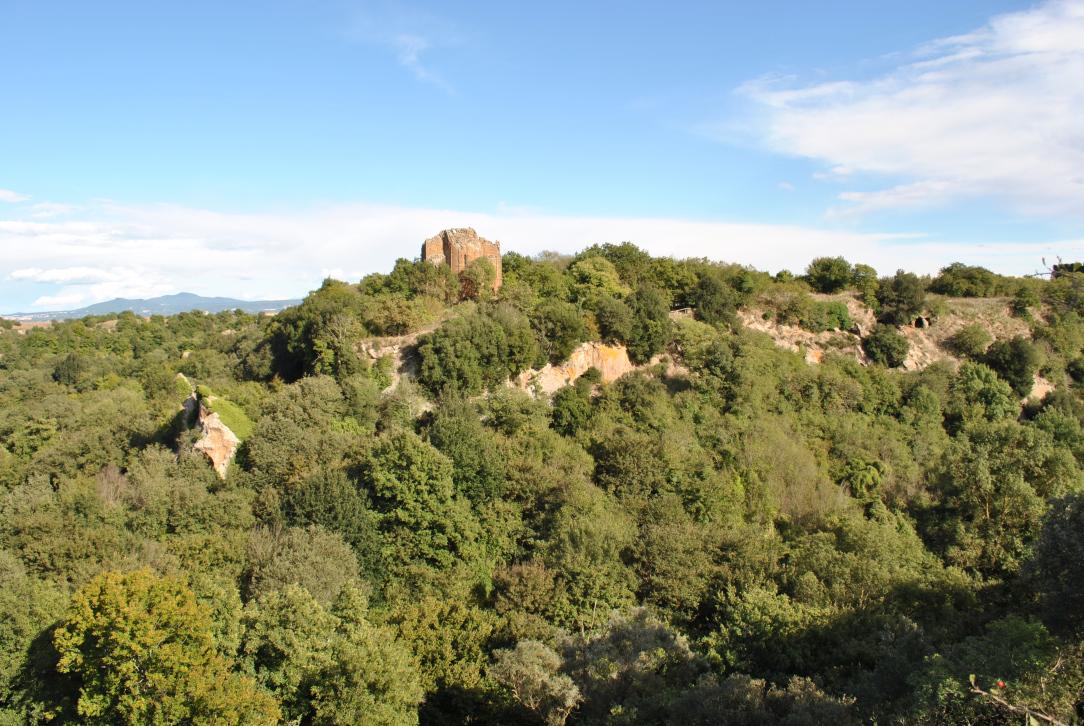 L'antica città d Norchia