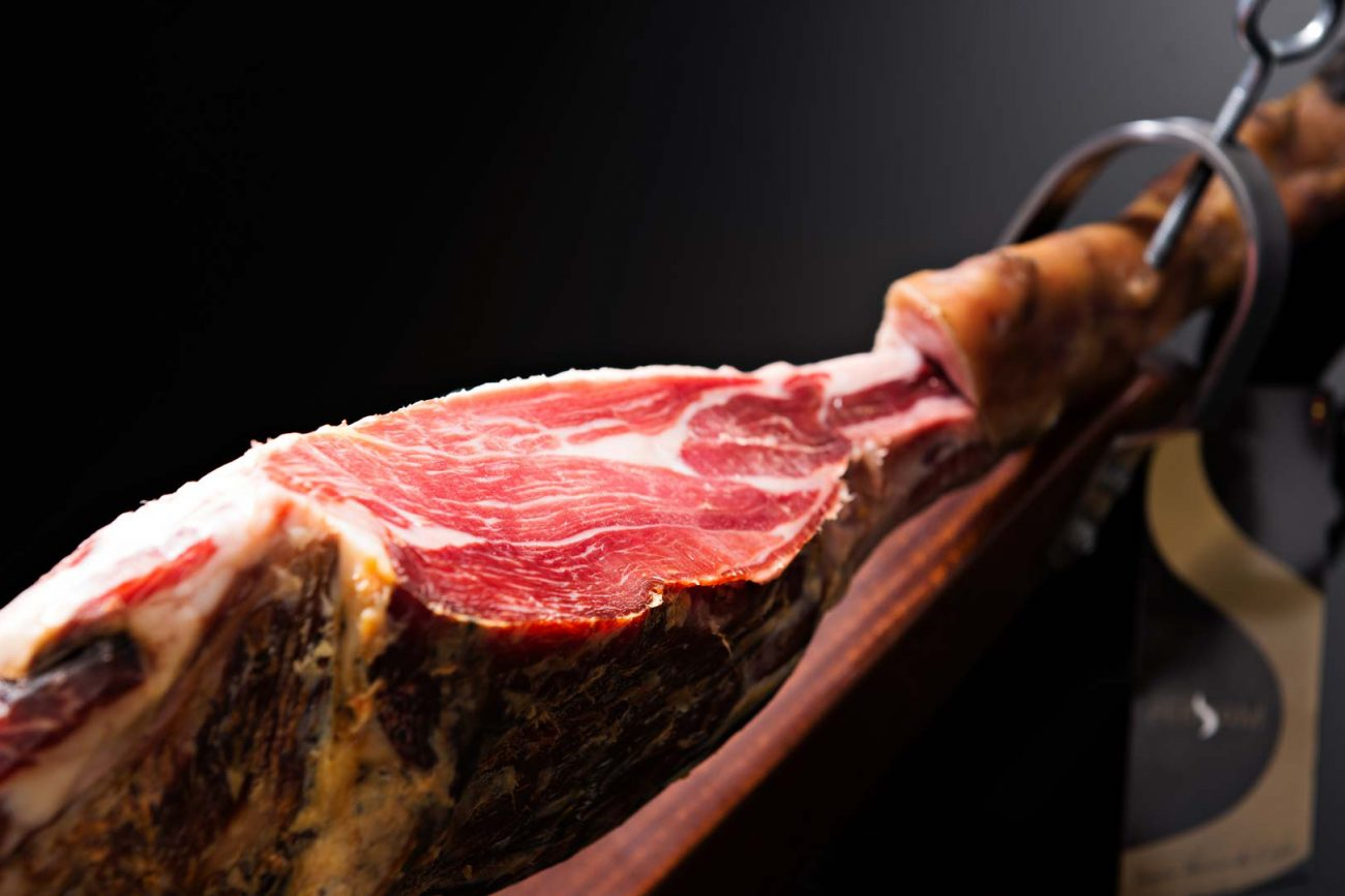 Jamon Iberico or Pata Negra....The Finest Ham in the World