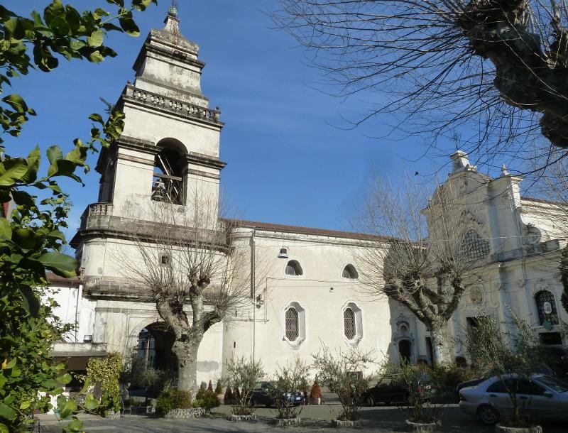 La Cattedrale di San Prisco