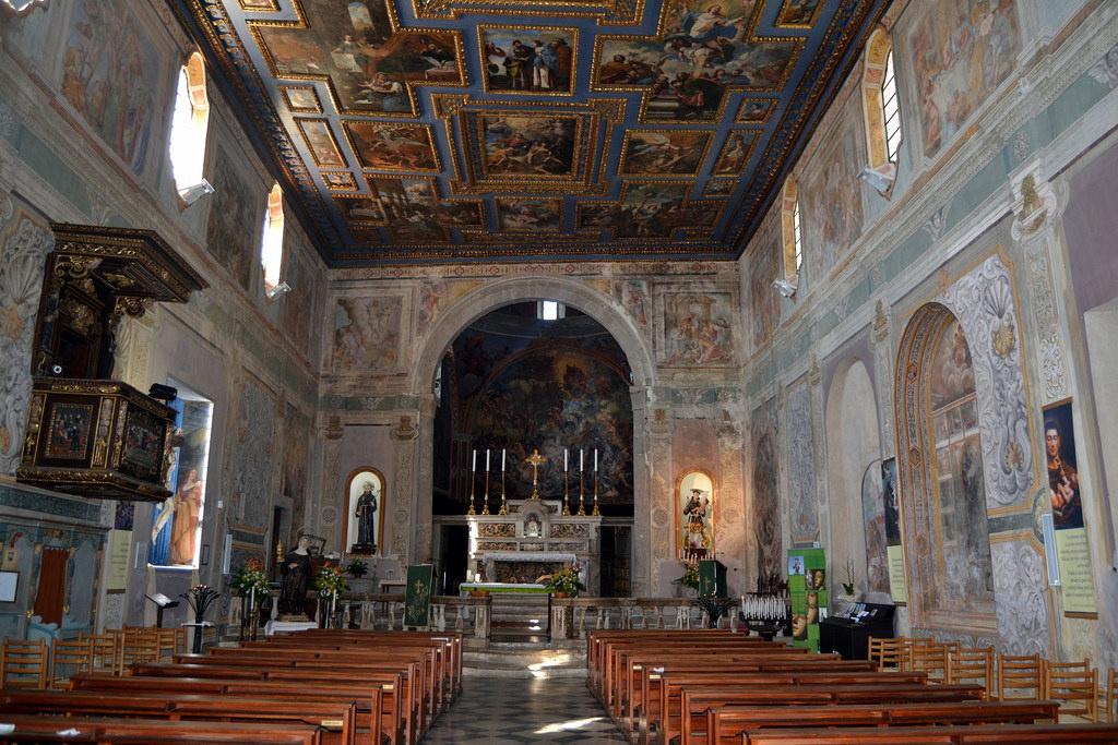 Convento francescano di S. Antonio