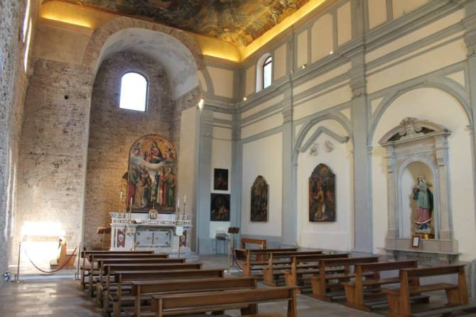Complesso archeologico di San Pietro a Corte