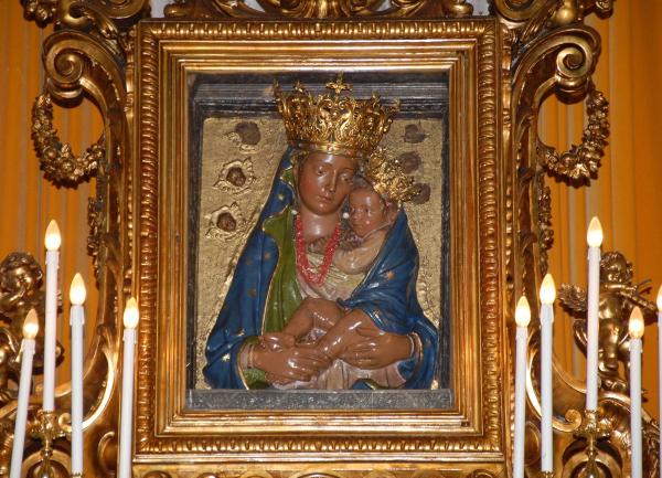 La Madonna della neve