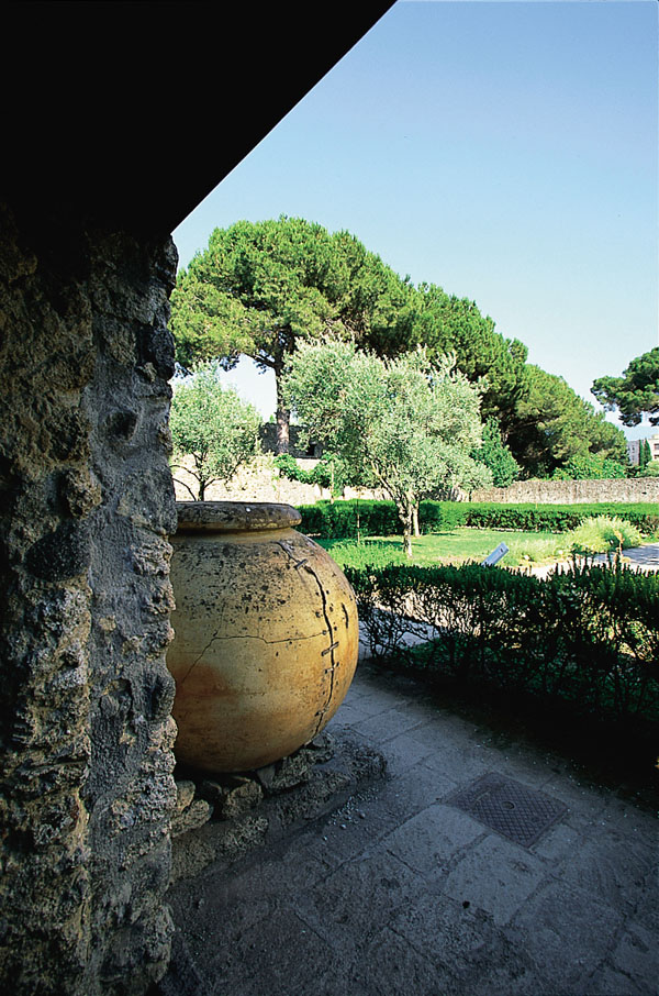 House of the garden of Hercules