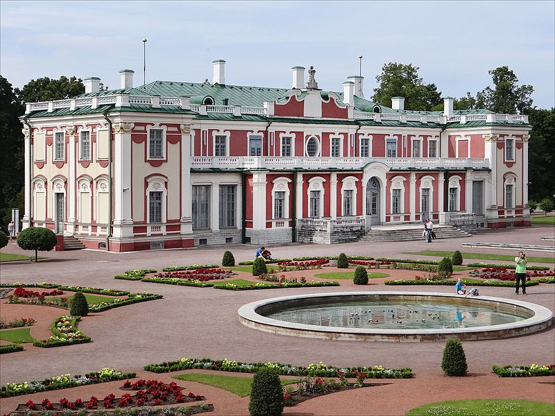 Kadriorg Palace ( Catherinethal )