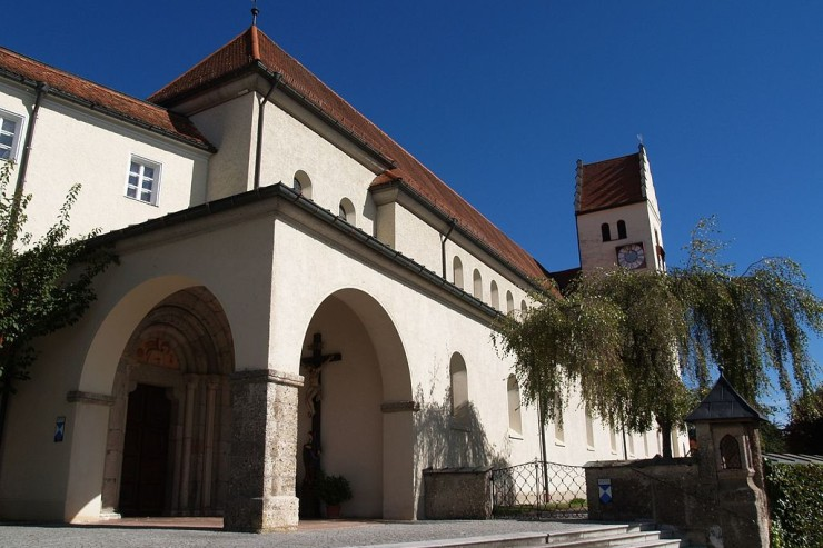 Michaelbeuern Abbey