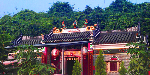 che-kung-temple-at-ho-chung-secret-world