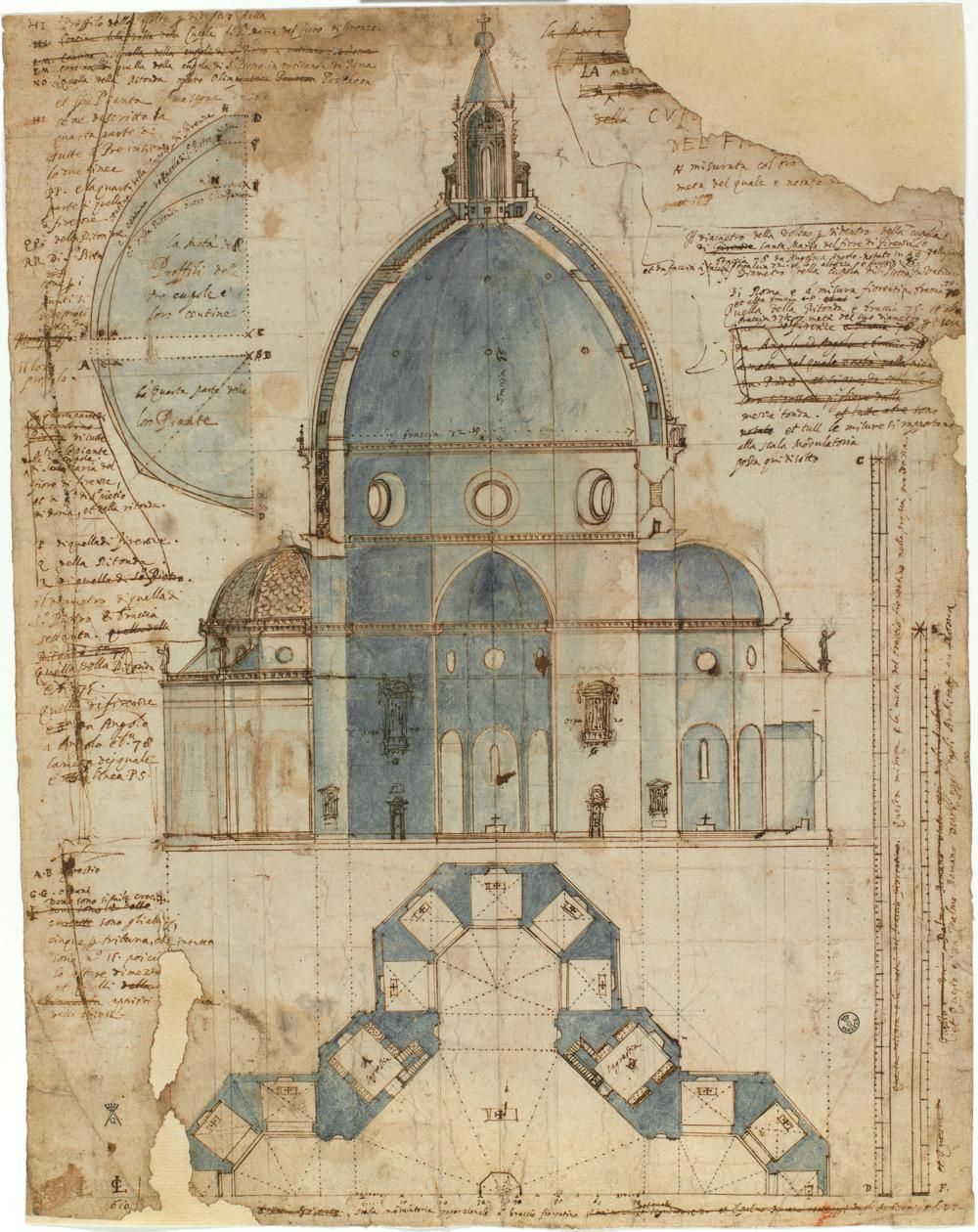 Filippo Brunelleschi's dome
