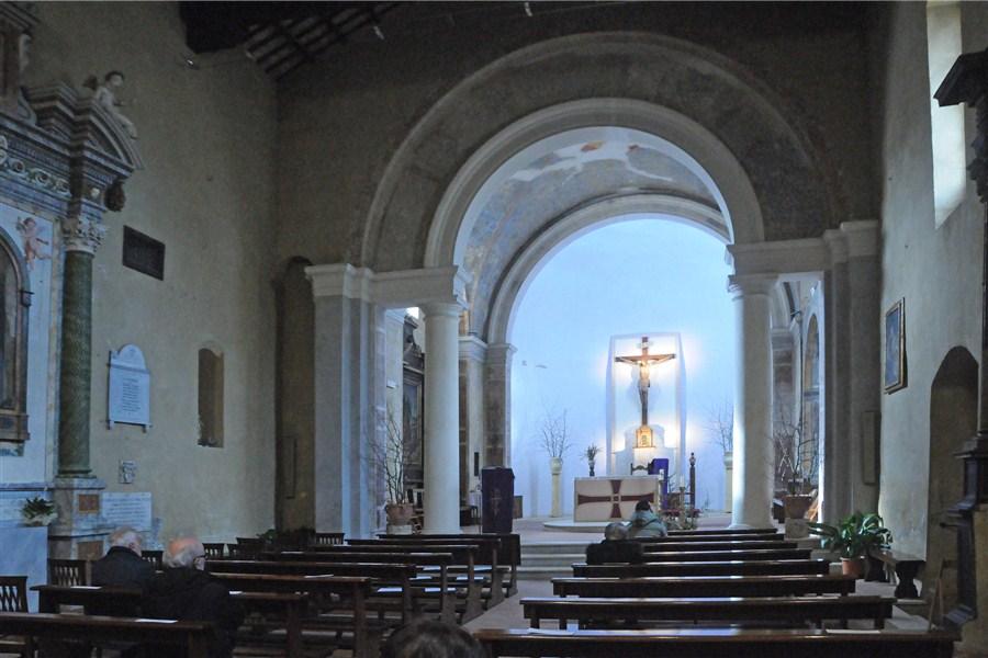 Church Santa Marina