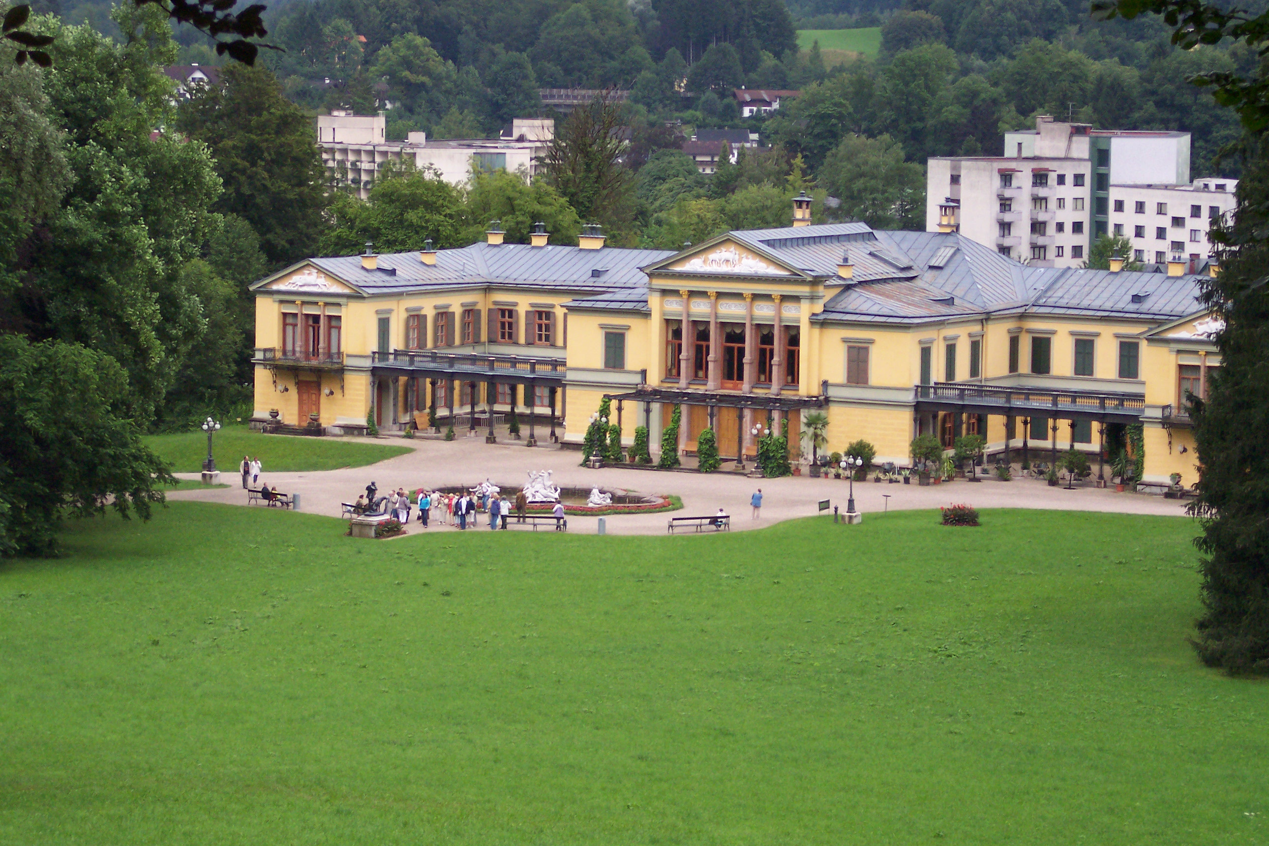 Kaiservilla in Bad Ischl