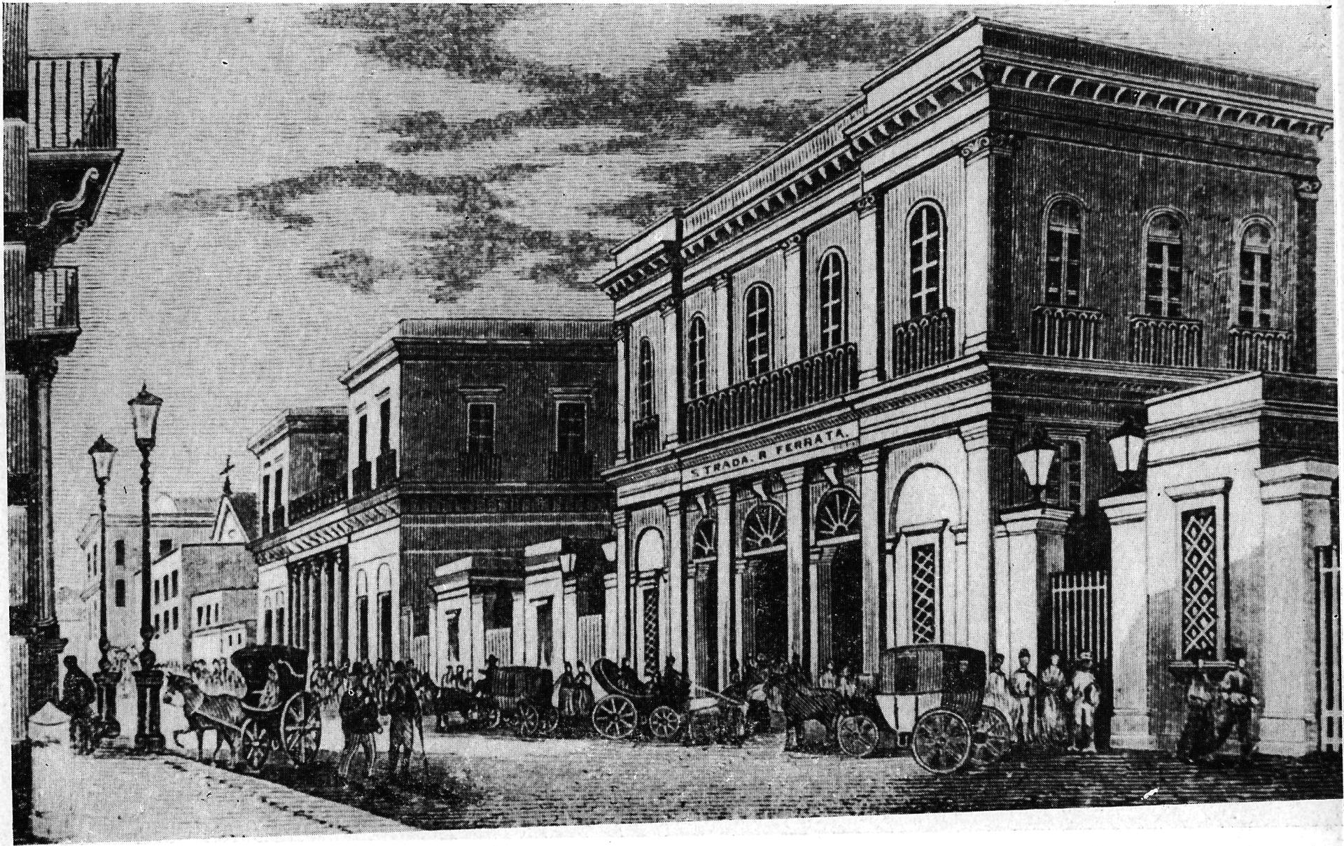 Stazione di Napoli (Bayard)