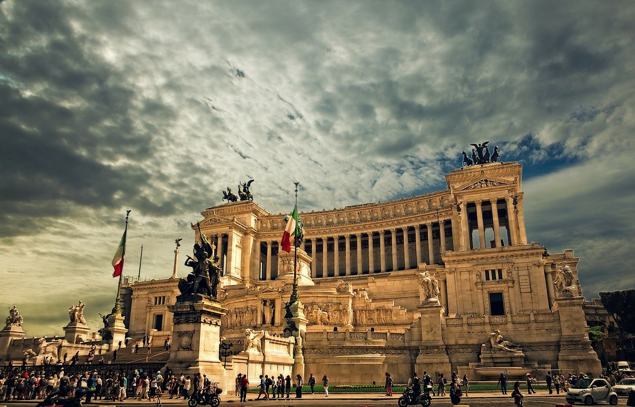 roma-e-laltare-della-patria-secret-world